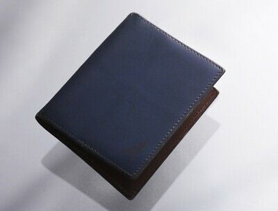 H7419M Authentic HERMES Genuine Leather Card & Mini Notebook Cover