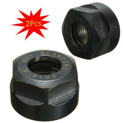 ER20A M25x1.5mm CNC Milling Collet Chuck Holder Lathe Collet Clamping Nut