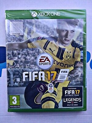 Fifa 17 Microsoft Xbox One 1 - Football Game - BRAND NEW & SEALED