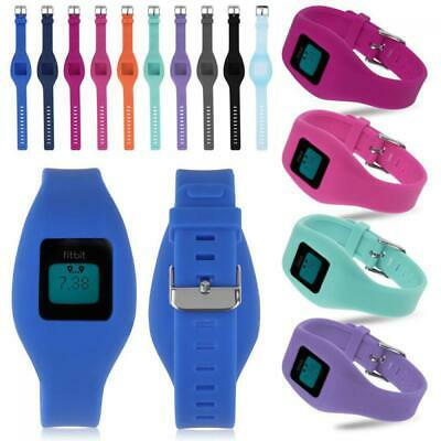 Hot Buckle New Strap Band Replacement Bracelet Silicon Wristband For Fitbit Zip