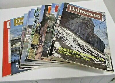 The Dalesman Magazines ~ Complete Year 1993