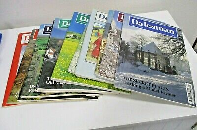 The Dalesman Magazines ~ Complete Year 1994