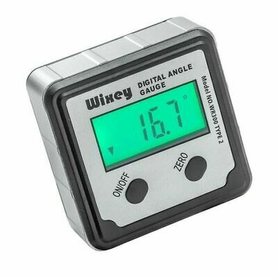 WR 300 Digital Angle Gauge Protractor Inclinometer Measuring Wixey WR300 TYPE 2