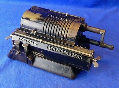 Original Odhner Modell 7 - Saml. Brandenburg - Rechenmaschine calculator - 2154
