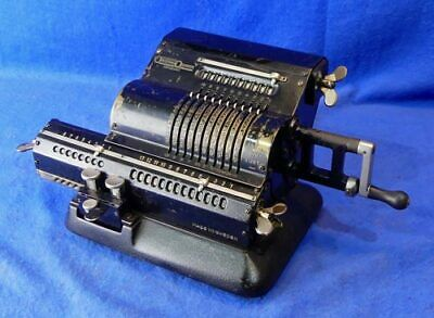 Original Odhner Modell ? - Saml. Brandenburg - Rechenmaschine calculator - 2155