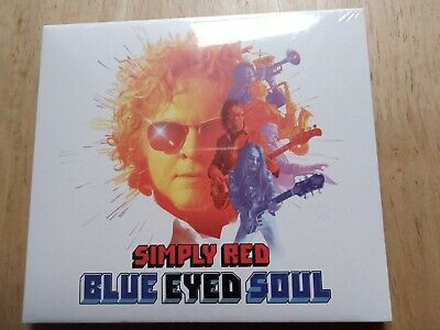 Simply Red - Blue Eyed Soul. New CD.