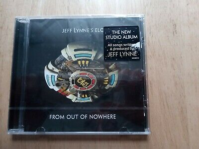 ELO - From out of Nowhere. Jeff Lynne's ELO. New CD.