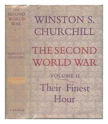 The Second World War. Volume 2: Their Finest Hour / Winston S. Churchill