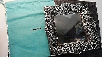 Tiffany & Co Sterling Square Plate 8677m7456