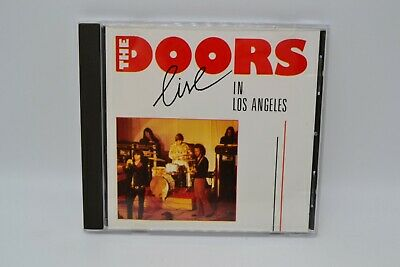The Doors Live In Los Angeles Silver Cd Starlife