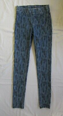 Girls H&M Blue Jeans Jeggings Age 12-13 years