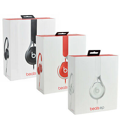 Genuine Beats by Dre EP On-Ear Wired Stereo Headphones  Headset + Remote Control