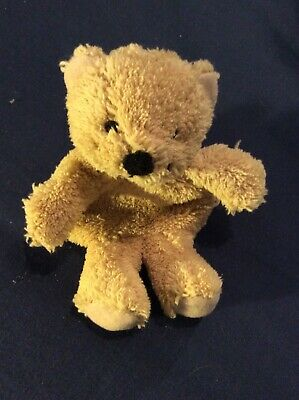 Teddy Bear Purse 6""