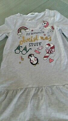 Girls Christmas Outfit..H&M..age 6 - 8 years