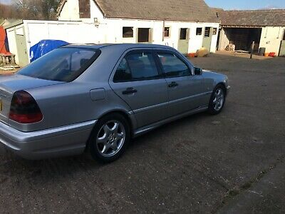 Mercedes c250td sport om605 cheap classic maybe drift track project