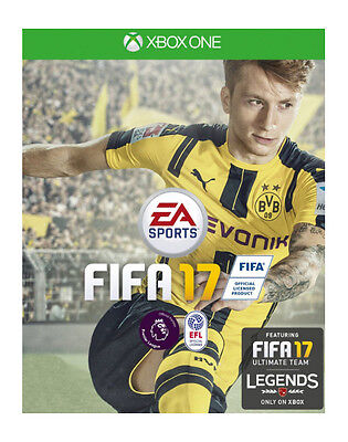 FIFA 17 (Microsoft Xbox One, 2016) Bought But never used. Still sealed.