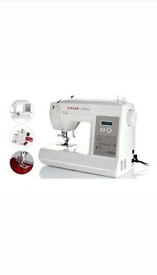 Singer Brilliance 6180 Electronic Sewing Machine.