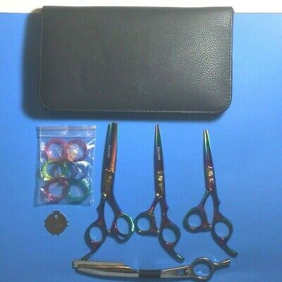 Harutake Professional Hair Cutting Scissors Shears Thinning 5.0, 5.5 *See Info*