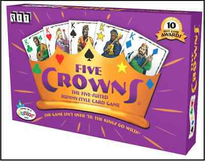 Five Crowns is a card game for the whole family Local Australian Stockist