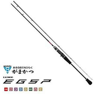 Gamakatsu Luxxe EGSP S60M-solid.F 6.0F Eging Spinning Rod Stylish anglers Japan