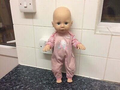 Zapf creation baby Annabell interactive learn to walk crawling girl toy doll