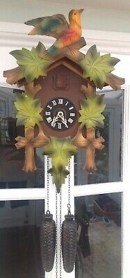 Vintage Cuckoo Clock, Full Working Order
