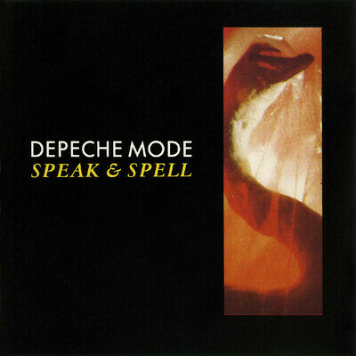 Depeche Mode-Speak & Spell CD-Mute, CD STUMM 5, 1988, 16 Track MPO 02