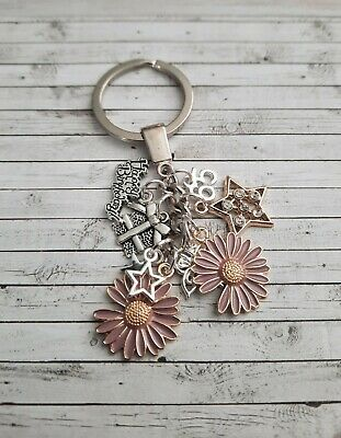 12th 13th 16th Crown Birthday Gift Keyring for Daughter Sister Niece Cousin #3