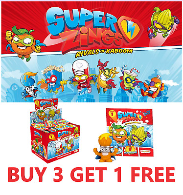 SUPERZINGS SERIES 1 inc GOLD & SILVER **PICK YOUR OWN**
