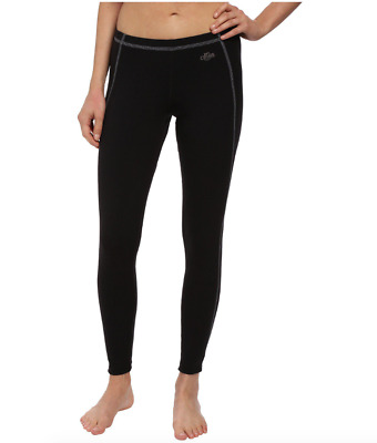 Hot Chillys Women's Mtf 4000 Ankle Tights in Black 2819 Size XS
