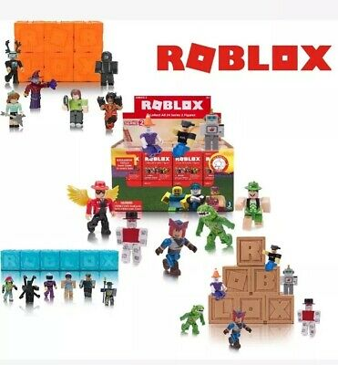 Roblox Online Building Toy Sealed Roblox Celebrity Blind Mystery Figure Box Series 1 2 3 4 5 6 7 Eur 10 71 Picclick Fr