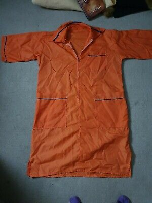 Vintage Overall Smock Industrial Factory