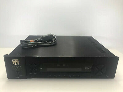 THETA Casa Nova Music & Cinema Controller 6 Channel with Power Cord TESTED