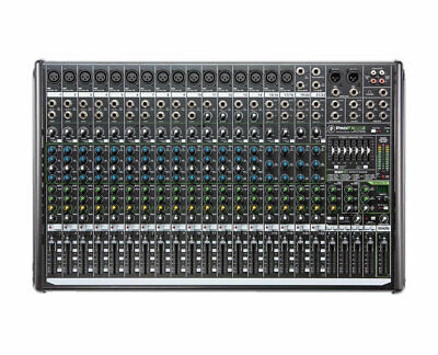 Mackie ProFX22 V2 22-Channel Professional 4-Bus Effects Mixer With USB