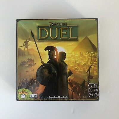 7 Wonders Duel Game Repos Production SEVEN07ASM