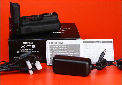 FUJIFILM X-T3  VG-XT3 Vertical Battery Grip or X-T3 Camera with Box