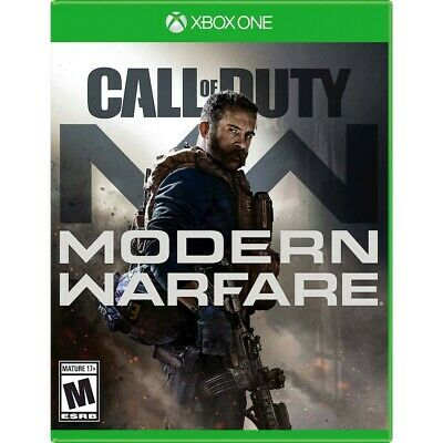 Call of Duty Modern Warfare [2019] XBOX ONE Game ***NEW SEALED***