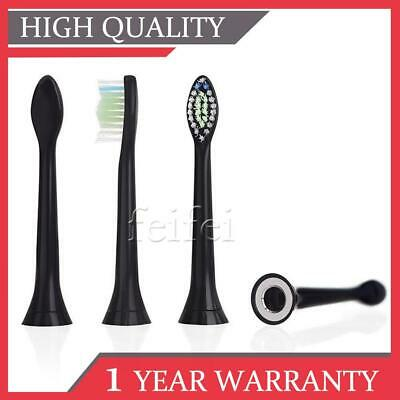 4pcs Replacement Sonicare Diamond Clean Toothbrush Heads for Philips HX6064/33