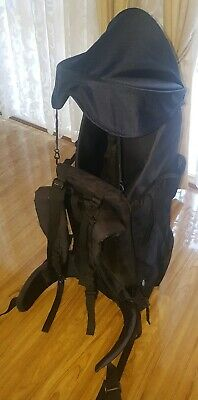 baby child kid hiking carrier backpack