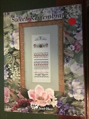 Just NaN Cross Stitch Pattern called Sweet Remembrance