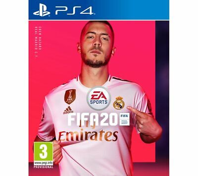 FIFA 20 Champions Edition (PlayStation 4, 2019)  played once.