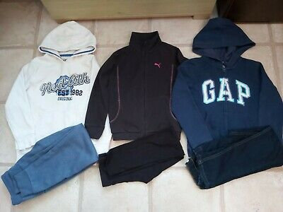 Girls Winter Clothes Bundle Inc Next Gap Hoodie Leggings 8-9 Years