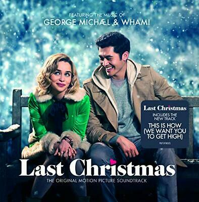 George Michael & Wham! Last Christmas: The Original Motion Picture... -  CD SDLN