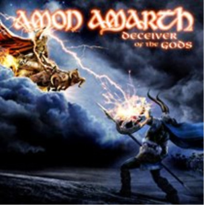 Amon Amarth-Deceiver of the Gods CD NEW