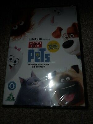 The Secret Life Of Pets (DVD new and sealed