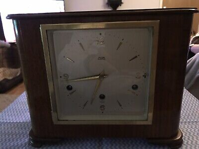 Stunning Elliott Westminster And Whittingham Chime Mantle Clock