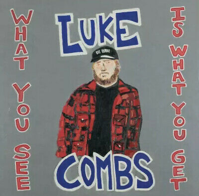 Luke Combs - What You See Is What You Get - Brand New CD