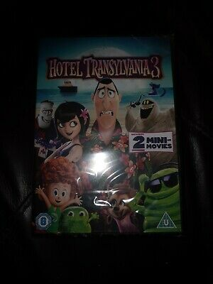 Hotel Transylvania 3 [DVD] new.and sealed