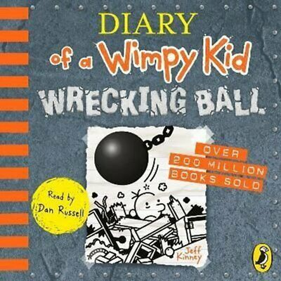Diary of a Wimpy Kid: Wrecking Ball (Book 14) by Jeff Kinney 9780241415443