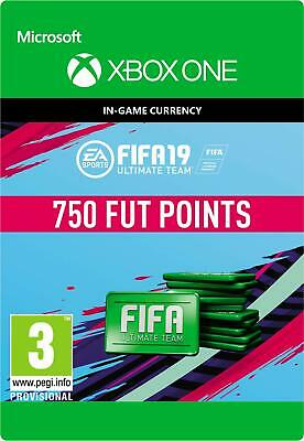 Fifa 19 Ultimate Team - 750 Fifa Points | Xbox One - Download Code